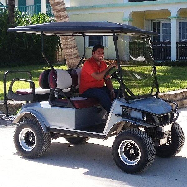 San Pedro Golf Cart Rental