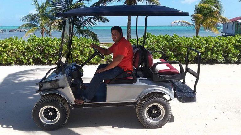 Avis Golf Cart Rental
